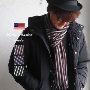 日本製 マルチライン ハンドレッド マフラー 14404300|boogiestyle