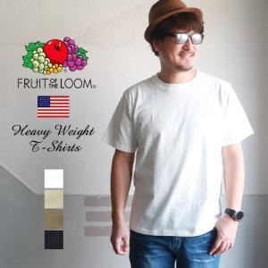 FRUIT OF THE LOOM フルーツオブザルーム 7.0オンス ヘビーウェイト半袖Tシャツ ブギースタイル