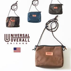 UNIVERSAL OVERALL デルタ・サコッシュ ユニバーサルオーバーオール アメカジ|boogiestyle