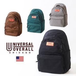 UNIVERSAL OVERALL スラント・デイパック リュック ユニバーサルオーバーオール アメカジ|boogiestyle