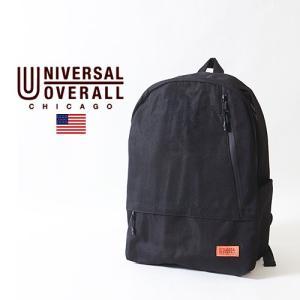 UNIVERSAL OVERALL 高機能11ポケットリュック ユニバーサルオーバーオール バックパック アメカジ|boogiestyle