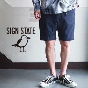 ショーツ SIGN STATE アウトドア ショートパンツ サインステート アメカジ サーフ メンズ アメカジ|boogiestyle