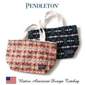 PENDLETON ペンドルトン ネイティブ ベルベットジャガード トートバッグ インド製 アメカジ 送料無料|boogiestyle