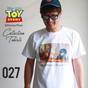 BILLVAN <トイ・ストーリー> コレクションTシャツ / ミスター・プリックルパンツ・バターカップ・トリクシー トイストーリー TOYSTORY ビルバン アメカジ|boogiestyle
