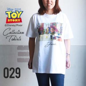 BILLVAN <トイ・ストーリー> コレクションTシャツ/ジェシー トイストーリー ビルバン TOYSTORY|boogiestyle