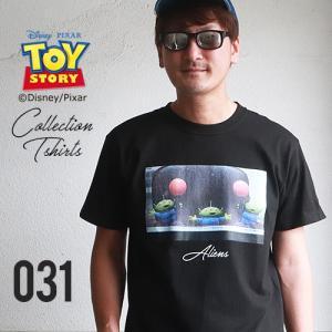 BILLVAN <トイ・ストーリー> コレクションTシャツ/エイリアン トイストーリー ビルバン グリーンメン TOYSTORY|boogiestyle