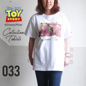 BILLVAN <トイ・ストーリー> コレクションTシャツ / ボニーズトイ トイストーリー TOYSTORY ビルバン アメカジ|boogiestyle