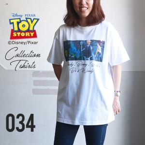 BILLVAN <トイ・ストーリー> コレクションTシャツ/ダッキー&バニー、ウッディ、ボーピープ トイストーリー ビルバン TOYSTORY|boogiestyle