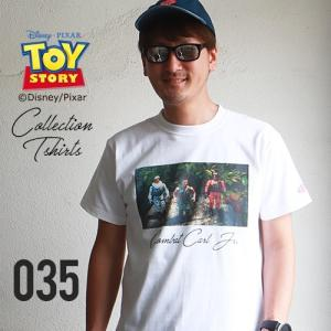 BILLVAN <トイ・ストーリー> コレクションTシャツ/コンバットカールJr トイストーリー ビルバン TOYSTORY|boogiestyle