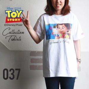 BILLVAN <トイ・ストーリー> コレクションTシャツ / ボニー&フォーキー TOYSTORY トイストーリー ビルバン アメカジ|boogiestyle