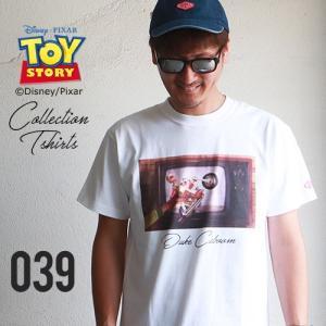 BILLVAN <トイ・ストーリー> コレクションTシャツ / デューク・カブーン TOYSTORY トイストーリー ビルバン アメカジ|boogiestyle