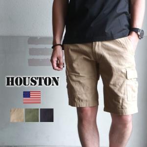 HOUSTON ヒューストン BDU ミリタリー カーゴ ショートパンツ|boogiestyle