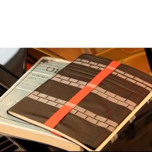 (4572-5577)フリーサイズ雑誌カバー オルフラット クリア(透明) 透明雑誌カバー ブックカバー 本の保護 汚れ防止|book-cover|06