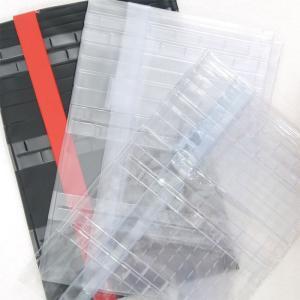 (4572-5577)フリーサイズ雑誌カバー オルフラット クリア(透明) 透明雑誌カバー ブックカバー 本の保護 汚れ防止|book-cover|08
