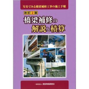 橋梁補修の解説と積算 改訂2版