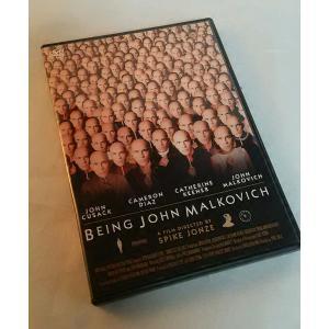 マルコヴィッチの穴 ジョン・キューザック 中古DVD映画 |book-smile