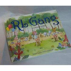The RL Gang ふしぎなまほうの学校 Ralph Lauren Chiildrenswearさく TikaTok|book-smile