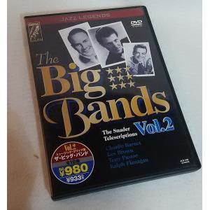 ジャズメン伝説の演奏 DVD 中古  The Big Bands Vol.2  スネーダー・テレスクリプションズ|book-smile