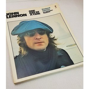 JOHN LENNON ONE DAY AT A TIME Revised Edition BY ANTHONY FAWCETT  Grove Press,Inc.|book-smile