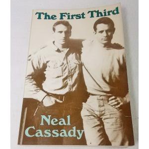 The First Third  Neal Cassady  CITY LIGHTS BOOKS|book-smile