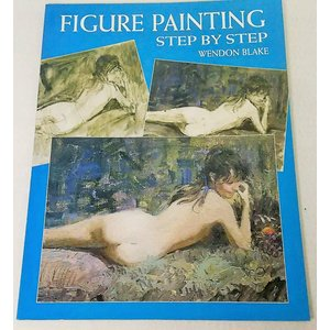 FIGURE PAINTING STEP BY STEP WENDON BLAKE  DOVER PUBLICATIONS,INC|book-smile