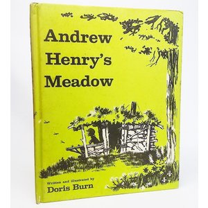 Andrew Henry's Meadow Written and illustrated by Doris Burn Coward-McCann Inc.|book-smile