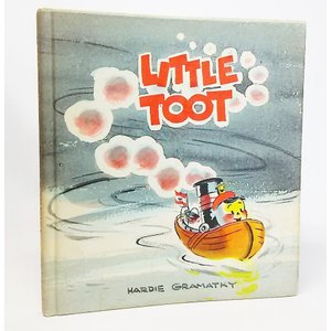 LITTLE TOOT PICTURES and STORY by HARDIE GRAMATKY G.P.PUTNAM'S SONS NEW YORK|book-smile
