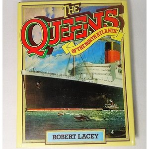THE QUEENS OF THE NORTH ATLANTIC:ROBERT LACEY【著】:Sidwick & Jackson Ltd.|book-smile