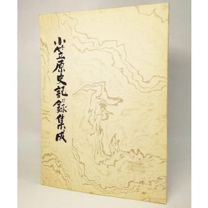 小笠原史記録集成 水上巌【企画編集】 小笠原会|book-smile