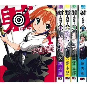 (古本セット)射~Sya~_コミック_全5巻完結セット_(ビッグガンガンコミックス)|book-station