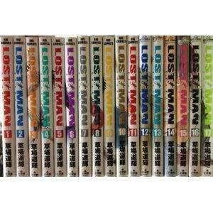 (古本セット)LOST_MAN_全17巻完結セット_(ビッグコミックス) book-station