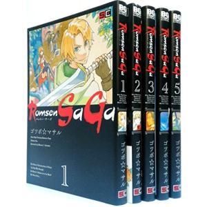 (古本セット)Romsen_Saga_全5巻完結の5冊セット_(ビッグガンガンコミックス)|book-station