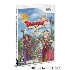 (GAME)ドラゴンクエストX_眠れる勇者と導きの盟友_オンライン_-_Wii|book-station