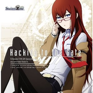 (CD)TVアニメ「STEINS;GATE」オープニングテーマ「Hacking_to_the_Gate」【初回限定盤】|book-station