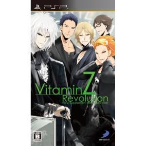 (GAME)ビタミンZ_レボリューション(限定版)_-_PSP book-station