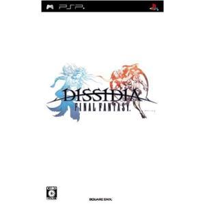 (GAME)ディシディア_ファイナルファンタジー(特典なし)_-_PSP(スクウェア・エニックス)|book-station