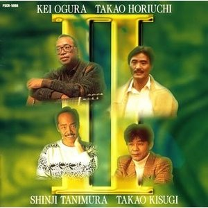(CD)小椋佳・堀内孝雄・谷村新司・来生たかお(2)