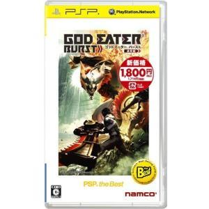 (GAME)GOD_EATER_BURST_(ゴッドイーター_バースト)_PSP_the_Best_...