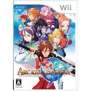 (GAME)アークライズ_ファンタジア(特典無し)_-_Wii|book-station
