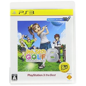 (GAME)みんなのGOLF_6_PlayStation3_the_Best|book-station