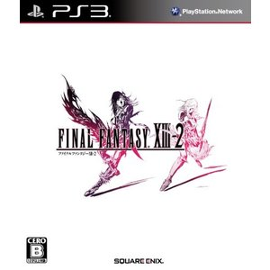 (GAME)ファイナルファンタジーXIII-2_-_PS3|book-station