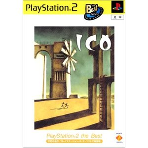 (GAME)ICO_PlayStation_2_the_Best|book-station