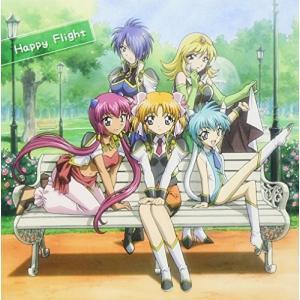 (CD)TVアニメ「ギャラクシーエンジェる〜ん」ED主題歌_Happy_Flight(ランティス) book-station