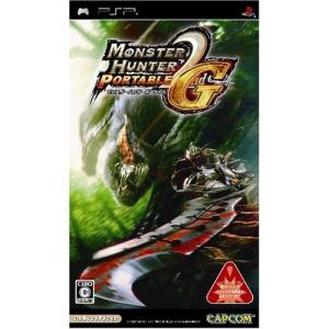 (GAME)モンスターハンターポータブル_2nd_G_-_PSP