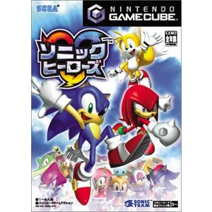 (GAME)ソニックヒーローズ_(GameCube)|book-station