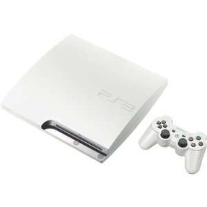 (GAME)PlayStation_3_(160GB)_クラシック・ホワイト_(CECH-2500ALW)【メーカー生産終了】|book-station