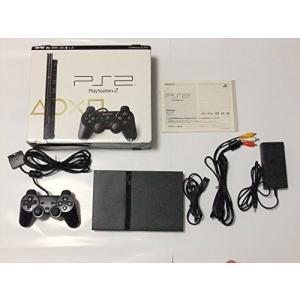 (GAME)PlayStation_2_チャコール・ブラック_(SCPH-79000CB)_【メーカー生産終了】|book-station