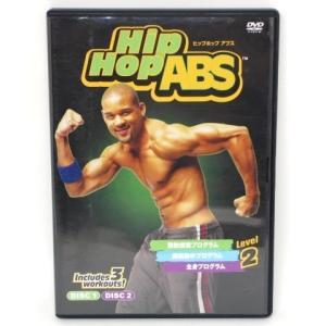 新品 ヒップホップアブス レベル2 Hip Hop ABS Level2 国内正規品 日本語字幕 DVD2枚組