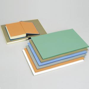 カラー見返用紙 A4 20冊分(40枚入) 全5色