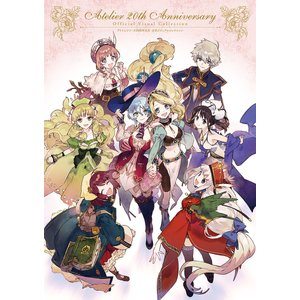 アトリエシリーズ20周年記念公式ビジュアルコレクション / ゲーム